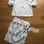 Chloe Lace T-Shirt and Lace Skirt Ensemble Set L163-79C08 thumbnail 5