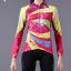 ชุดปั่นจักรยานผู้หญิง เสื้อปั่นจักรยานแขนยาว พร้อมกางเกงปั่นจักรยานแขนยาว อย่างดี thumbnail 2