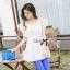 DR-LR-119 Lady Virginia Sweet Elegant Cotton Lace Dress thumbnail 9