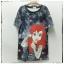 เสื้อตัวยาวงานพิมพ์ลายเจ้าหญิง Jasmine แห่งเมือง Disney thumbnail 6