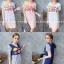 Mini Dress งานสไตล์ Kloset ดีไซช่วงล่างเป็นงานฉลุสุดเก๋ thumbnail 5