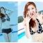 SM-V1-126 ชุดว่ายน้ำแฟชั่น คนอ้วน เด็ก ดารา thumbnail 4