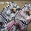 Lady Mary Royal Haute Couture Print Dress thumbnail 6