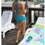 SM-V1-026 ชุดว่ายน้ำแฟชั่น คนอ้วน เด็ก ดารา thumbnail 3