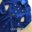 Lady Andy Casual Chic Denim Shirt Dress with Belt L206-75E04 thumbnail 12