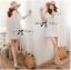 DR-LR-098 Temperley London Giovanna Embellished White Tunic Dress thumbnail 2
