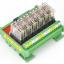 ชุด Omron relay module 24V 10A จำนวน 6 ช่อง thumbnail 1