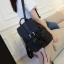 กระเป๋าเป้สไตล์เกาหลี &#x266B ้รุ่นนี้เป็นเป้หนังPU+Polyester thumbnail 8