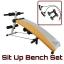เบาะนั่งซิทอัพพร้อมสายแรงต้านและดัมเบล Fitness Sit Up Bench set thumbnail 1