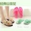 รองเท้าแตะคีบยางซิลิโคน ดอกไม้ ฟูฟรุ๊งฟริ๊ง mellissa thumbnail 1