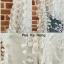 เสื้อลูกไม้ปาดไหล่ลูกไม้ทั้งตัวมีซับใน thumbnail 8