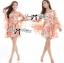 Lady Sakura Chiffon Dress L203-89C06 thumbnail 2
