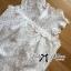 Lady Blaire Pretty Sweet Floral White Lace Ensemble Set L165-79B11 thumbnail 9