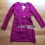 Lady Jane Sweet Modern Twist Embroidered Lace Dress L218-75C02 thumbnail 5