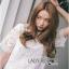 Lady Amanda Classic White Bold Lace Dress L194-69B06 thumbnail 9