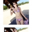SM-V1-404 ชุดว่ายน้ำ เซ็ต 3 ชิ้น ลายดอกไม้สีคัลเลอร์ฟูล สวยๆ thumbnail 9