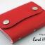 Fire Red(แดง) - Card Holder thumbnail 1