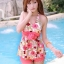 SM-V1-155 ชุดว่ายน้ำแฟชั่น คนอ้วน เด็ก ดารา thumbnail 2
