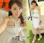 DR-LR-111 Lady Anna Elegant Embellished Chiffon Maxi Dress thumbnail 13