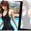 SM-V1-184 ชุดว่ายน้ำแฟชั่น คนอ้วน เด็ก ดารา thumbnail 2