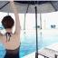 SM-V1-423 ชุดว่ายน้ำวันพีช สีดำ ซีทรูเซ็กซี่ แต้มลายจุด thumbnail 4