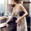 Lady Natalie Glittery Sequin Cocktail Mini Dress L220-69C02 thumbnail 10
