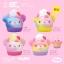 I343 สกุชชี่ Ibloom Magic bear bakery ขนาด cm (Super Soft) ลิขสิทธิ์แท้ thumbnail 4