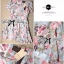 Lady Carley Sweet Blooming Bouquest Pastel Dress thumbnail 5