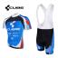 ชุดปั่นจักรยานแขนสั้นทีม CUBE เสื้อปั่นจักรยาน กับ กางเกงปั่นจักรยาน(แบบมีเอี่ยม) thumbnail 1
