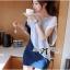 DR-LR-093 Lady Eve Smart Minimal Chic Mini Dress thumbnail 7