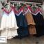 Set Pleat Koreastyle เสื้อ&กางเกง เชือกผูกคาดเอว ชายกระดก thumbnail 15