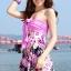 SM-V1-201 ชุดว่ายน้ำแฟชั่น คนอ้วน เด็ก ดารา thumbnail 1
