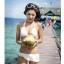 SM-V1-177 ชุดว่ายน้ำแฟชั่น คนอ้วน เด็ก ดารา thumbnail 3