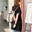 กระเป๋าเป้สไตล์เกาหลี แบบคลาสสิค thumbnail 3