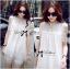 Lady Blaire Pretty Sweet Floral White Lace Ensemble Set L165-79B11 thumbnail 3