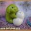 กระปุกพริกไทยเซรามิกหมี หมา แมว หมู กอดหัวใจ thumbnail 3