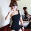 SM-V1-083 ชุดว่ายน้ำแฟชั่น คนอ้วน เด็ก ดารา thumbnail 10