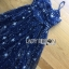 Lady Leslie Super Stars Sequin Embroidered Tulle Maxi Dress L245-89C01 thumbnail 13