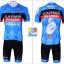 ชุดปั่นจักรยาน แบบชุดทีมแข่ง ทีม Garmin ขนาด M พร้อมส่งทันที รวม EMS thumbnail 2