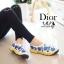 รองเท้าผ้าใบงานก็อปแบรนด์ดังก้องโลกอย่า Dior รุ่น Fusion Sneakers thumbnail 2