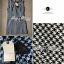 Lady Lesslie Sweet Houdstooth Tweed Dress L134-69C06 thumbnail 8