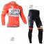 ชุดปั่นจักรยาน Lotto ขนาด XL - เสื้อปั่นจักรยานแขนยาว และ กางเกงปั่นจักรยานแขนยาว thumbnail 1