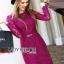 Lady Jane Sweet Modern Twist Embroidered Lace Dress L218-75C02 thumbnail 1