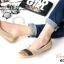 รองเท้าคัชชูสไตล์สุขภาพ หนังนิ่มไล่สีแมท เจาะรูระบายอากาศไม่อับชื้น เก็บหน้าเท้า thumbnail 5