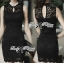 DR-LR-134 Lady Clare Classic Elegant Pearl Lace Dress thumbnail 6