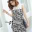 DS-PP-035 Lady Margaret Casual Chic Graphic Print Lace Jumpsuit thumbnail 9