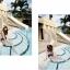 SM-V1-134 ชุดว่ายน้ำแฟชั่น คนอ้วน เด็ก ดารา thumbnail 7