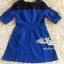 Dress denim lace shirt short race by Aris Code A222-75C02 thumbnail 10