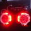 โคมไฟโปรเจ็คเตอร์ ซีนอน Projector XENON แต่งไฟรถยนต์ thumbnail 4