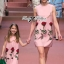 Dolce & Gabbana Sweet Mommy Rose Pink Dress with Sequins thumbnail 4